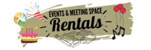 Events & Meeting Space - Rentals