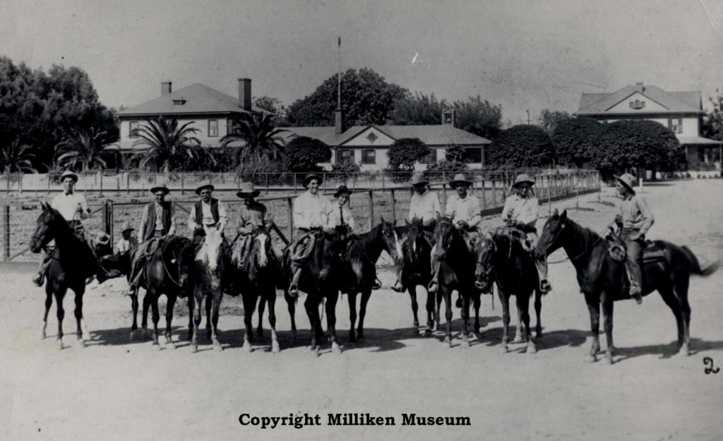 Miller & Lux Canal Farm Headquarters